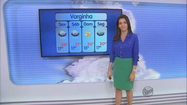 Confira a previsão do tempo para esta sexta-feira (19) no Sul de Minas - Confira a previsão do tempo para esta sexta-feira (19) no Sul de Minas