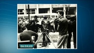 Exposição conta a vida e exibe a obra de Luiz Sérgio Person - A mostra 'A ocupação Person' exibe filmes e peças de um dos mais influentes cineastas brasileiros.