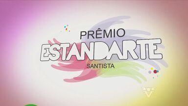 Escolas de samba e bandas de Santos recebem troféus do Estandarte Santista 2016 - Premiação aconteceu ontem (22) no Teatro Guarany, em Santos.