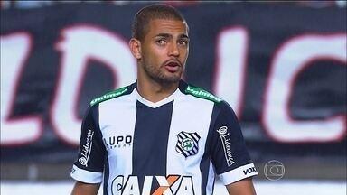 Atlético-MG acertou a contratação do atacante Clayton, ex-Figueirense - Atacante Clayton, de 20 anos e que estava no FIgueirense, é o novo reforço do Galo