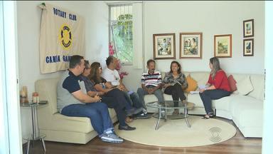 Entidade presta serviços à população de Campina Grande - Rotary Clube completa 40 anos de história na cidade