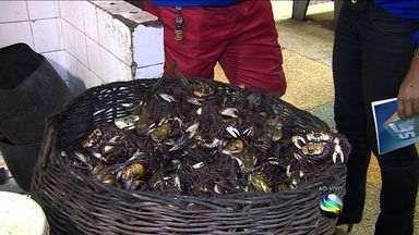 Defeso do caranguejo vai até 28 de fevereiro em Sergipe - Defeso do caranguejo vai até 28 de fevereiro em Sergipe.