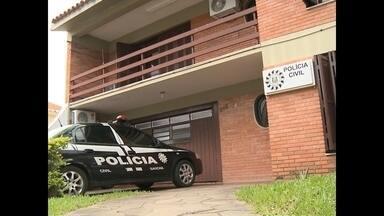 Delegacia de homicídios começa a funcionar em Santa Maria, RS - Equipe especializada vai tratar somente dos casos de crime contra a vida. Em 2006, cinco pessoas já foram mortas na cidade.