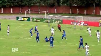 Gol de John Lennon - Glória 3x1 Veranópolis - 1ª rodada - Assista ao vídeo.