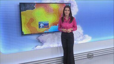 Confira a previsão do tempo para esta quarta-feira (24) no Sul de Minas - Confira a previsão do tempo para esta quarta-feira (24) no Sul de Minas