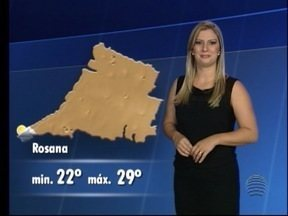 Veja a previsão do tempo para esta quarta-feira - Débora Andreatto antecipa como ficam as temperaturas.