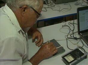 Recadastramento biométrico é realizado em Jupi e Jucati, no Agreste - Eleitor deve estar atendo para não perder o prazo.