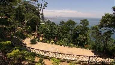 Do lixo ao luxo: em favela do Rio, lixão vira parque com vista para o mar - Quem vai ao Parque Sitiê, na comunidade do Vidigal, não imagina como era o lugar dez anos atrás. Pequenas ações transformaram o espaço.