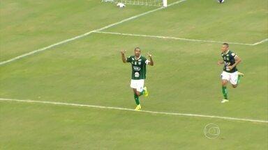 Uberlândia vence e assume a ponta do Mineiro; confira os gols da quinta rodada do Estadual - Uberlândia vence e assume a ponta do Mineiro; confira os gols da quinta rodada do Estadual