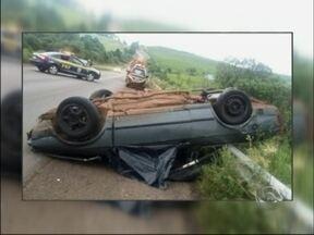 Três pessoas morrem em acidentes na região - Casos aconteceram em rodovias estaduais e federais no fim de semana