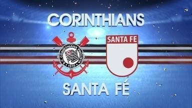 TV Globo Minas transmite Corinthians x Santa Fé, pela Taça Libertadores 2016 - TV Globo Minas transmite Corinthians x Santa Fé, pela Taça Libertadores 2016