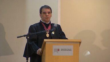 Baiano Wellington César Lima é o novo ministro da Justiça - Ele entra no lugar de José Eduardo Cardozo, que deixou a pasta para assumir a Advocacia Geral da União.