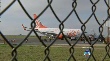 Companhia Aérea Gol deixa de operar linha Bauru-São Paulo - Esta segunda-feira (29) foi o último dia que a Companhia Aérea Gol operou no aeroporto 'Moussa Tobias', na linha Bauru - São Paulo.