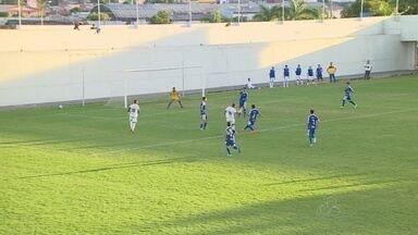Nacional e Penarol fazem amistoso no AM - Jogo foi em Manaus, no fim de semana.