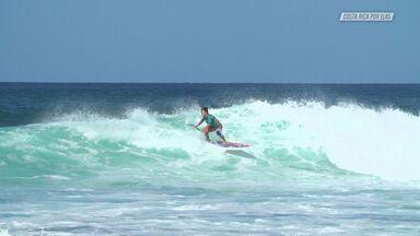 Chega O Swell Em Guanacaste