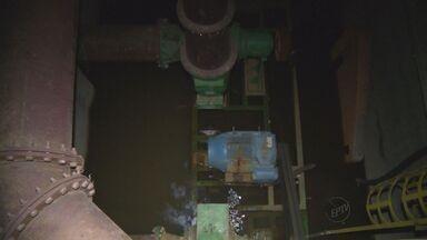 Barragem do Dique 2 se rompe e causa alagamento em Pouso Alegre (MG) - Barragem do Dique 2 se rompe e causa alagamento em Pouso Alegre (MG)