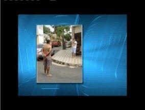 Sargento que matou vizinho se apresenta à delegacia de Valadares - A arma do crime também foi apreendida.