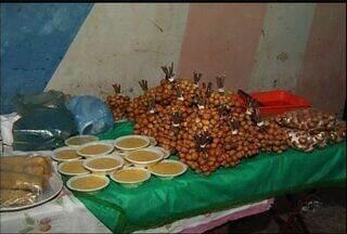 Festa das pitombas acontece no Crato - Confira a reportagem de Darlene Barbosa.