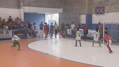 Criançada movimenta Copa Corpo em Ação de futsal - Esta é a quarta edição do torneio