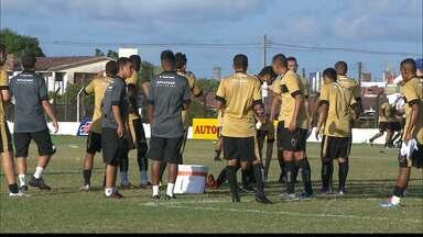 Botafogo-PB começa preparação para enfrentar o River-PI - O repórter Lucas Barros vai até a Maravilha do Contorno e traz mais informações sobre a reapresentação do time.