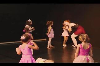 Evento gratuito de balé é realizado até sábado em Uberlândia - Apresentações acontecem durante toda a semana. Programação traz novidades para crianças.