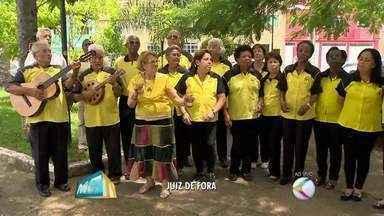 MGTV debate temas relacionados a mulheres - Assuntos como assédio, violência e preconceito foram discutidos. Grupo homenageia mulheres com serenata.