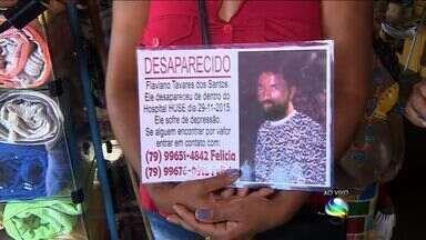 Quadro 'Desaparecidos' destaca situação de familiares a procura de entes queridos - Quadro 'Desaparecidos' destaca situação de familiares a procura de entes queridos.