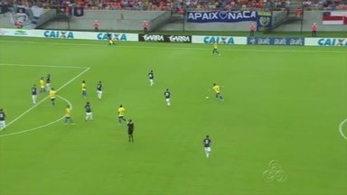 Veja o gol de Nando pelo Naça - Veja o gol de Nando pelo Naça.