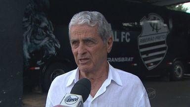 Comercial apresenta o novo técnico Varlei de Carvalho - Carvalho vai comandar o time que disputa a Série A3 do Campeonato Paulista. Ele é um velho conhecido da torcida.