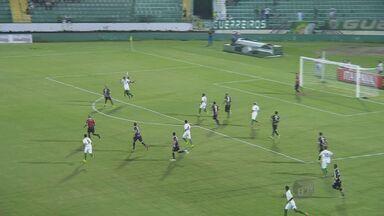 Guarani vence Votupuranguense por 1 a 0 - O time campineiro voltou a vencer no Campeonato Paulista.