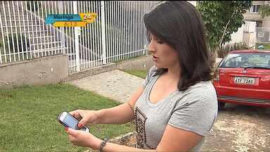Vizinhos montam grupo para melhorar a segurança em bairro de Ponta Grossa - Eles trocam informações pelo celular e ajudam a vigiar as casas uns dos outros