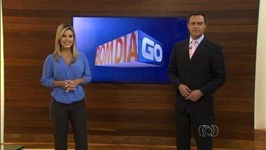 Veja o que é destaque no Bom Dia Goiás desta quarta-feira (9) - Entre os principais assuntos está a recomendação do MPF-GO e MP-GO para que o novo comandante da PM, Ricardo Rocha, seja afastado.