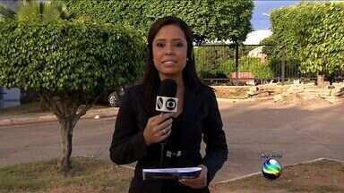 Denise Gomes apresenta as principais notícias de polícia - Denise Gomes apresenta as principais notícias de polícia.