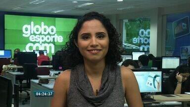 Confira os destaques do GloboEsporte.com desta quarta-feira (9) - Saiba mais em globoesporte.com/ce.