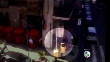 Comerciantes de Volta Redonda, RJ, estão preocupados com onda de assaltos - Polícia Militar acredita que crimes são realizados por bandidos da capital.