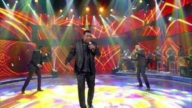 Gigantes do Samba abrem o 'Caldeirão' com sucessos - Alexandre Pires, Belo e Luiz Carlos apresentam o novo projeto musical