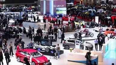 Salão de Genebra também tem carros elétricos e soluções em mobilidade urbana - Salão de Genebra também tem carros elétricos e soluções em mobilidade urbana.