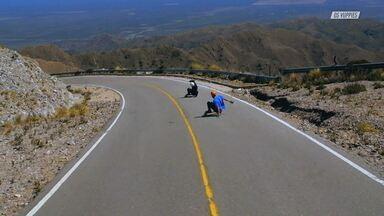 A Montanha Nogoli E Suas Ladeiras