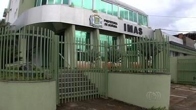Médicos afirmam que não estão recebendo pelas consultas feitas ao IMAS, em Goiânia - Com a falta de pagamento, usuários enfrentam dificuldades para conseguir consultas.