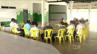 Presidentes de associações de policiais militares se reúnem em Pindaré-Mirim, MA - Presidentes de associações de policiais militares de diversas regiões do Maranhão se reuniram em Pindaré-Mirim (MA).