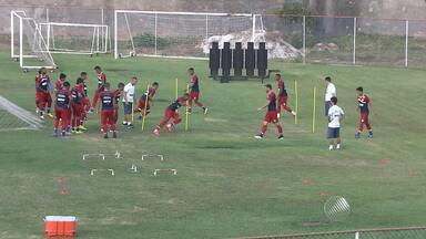 Bahia recebe reforço e se dedica à Copa do Brasil - Veja as notícias do tricolor baiano.