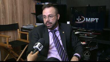 """MPT abriu mais de 50 denúncias contra empresas de 'call center' na Paraíba - Acompanhe a reportagem no quadro """"Eu Quero Saber""""."""