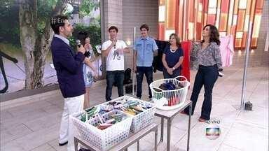 Dr. Fernando Gomes Pinto explica a diferença entre mania e TOC - Convidados contam suas manias no palco do 'Encontro'. Fátima revela que sempre volta para se certificar se desligou o fogão