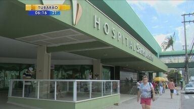 Hospitais alertam para golpes de criminosos que enganam famílias de pacientes internados - Hospitais alertam para golpes de criminosos que enganam famílias de pacientes internados