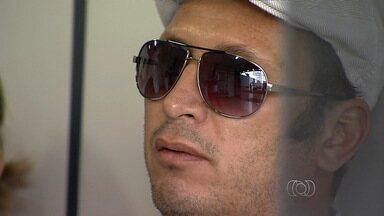 Suspeito de participar da morte de mulher após ritual do Daime deixa a cadeia, em Goiás - PM aposentado foi liberado após Justiça expedir alvará de soltura. Ele era líder de seita do Daime onde vítima tomou chá antes de sumir.