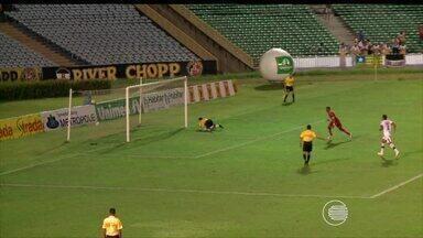 Flamengo-PI escorrega no Albertão e perde classificação para final no Estadual - Flamengo-PI escorrega no Albertão e perde classificação para final no Estadual