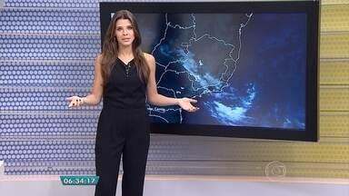 Sol predomina neste fim de semana em Belo Horizonte - Se chover, vai ser em pontos isolados da Região Metropolitana da capital.