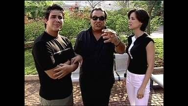Reveja aula de bofetada com Dennis Carvalho - Diretor já participou do Vídeo Show ensinando truques para Ana Furtado e André Marques