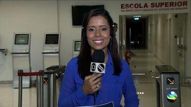 Denise Gomes apresenta os destaques das notícias de polícia - Denise Gomes apresenta os destaques das notícias de polícia.