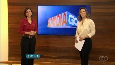 Veja o que é destaque no Bom Dia Goiás desta quinta-feira (24) - Entre os principais assuntos estão os preparativos para a Semana Santa em todo o estado.